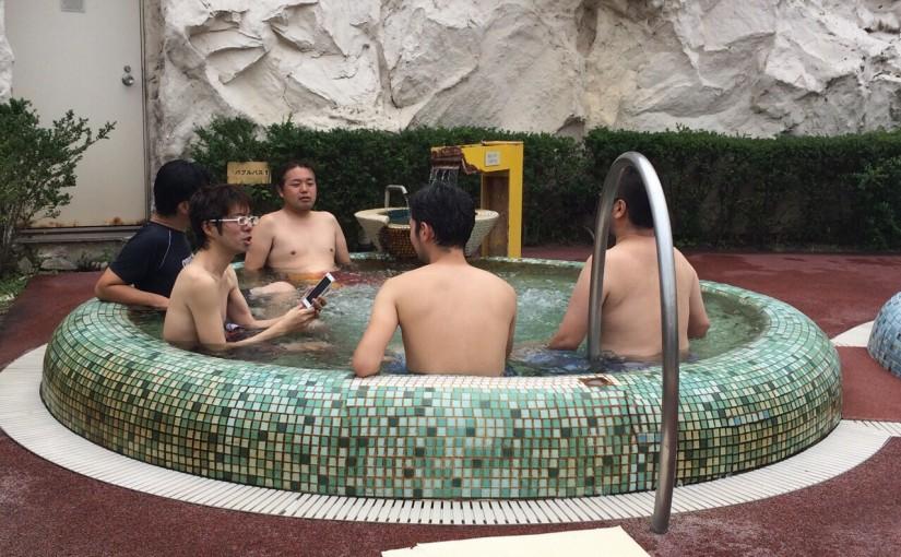 屋外に水着で入れる温泉も!スパリゾートハワイアンズ #オジ旅PR
