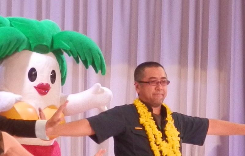 フラガールとオジさん。スパリゾートハワイアンズのショー #オジ旅PR