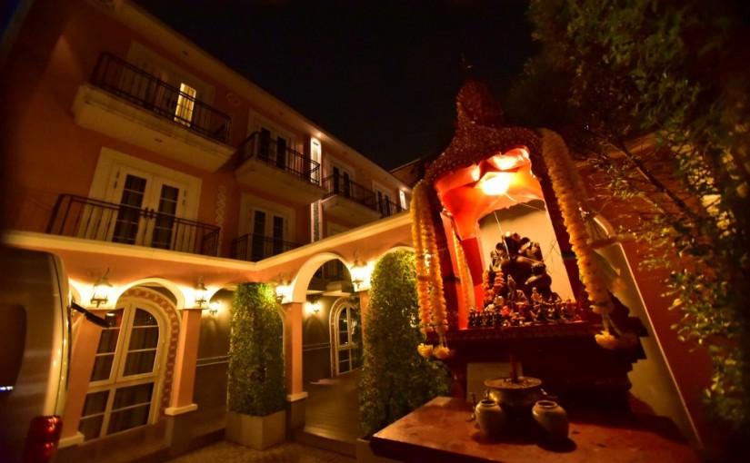 スイーツなホテル、Salil Hotelに泊まります(ました)(まし続け) #オジ旅PR
