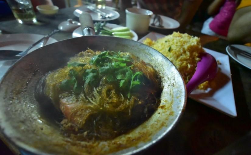 タイに7年住んでる人も、気になるけど行ってなかったシーフードレストランにin #オジ旅PR