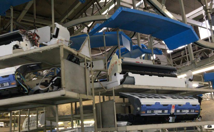 霧ヶ峰の工場見学!三菱電機 静岡製作所 #オジ旅PR #三菱霧ヶ峰