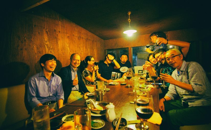 中野駅すぐの隠れ家「魚せん 中野店」でオジさんが呑んでいます。 #魚せん #オジ旅PR