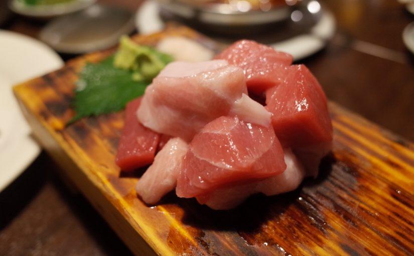 「魚せん(中野)」熟成本鮪にA5和牛、樽生ワインに自家製ピザ…オジさん訪問記まとめ #魚せん #オジ旅PR