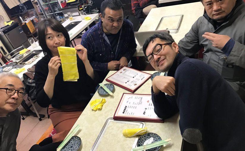 上野発、浅草着。元日から飲み歩いたお店を淡々と記録しておきますよ。 #オジ旅