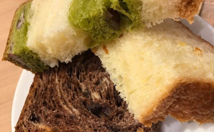 バリエーション豊富なMIYABIパンにオジさんニヤニヤ #MIYABICAFE #オジ旅