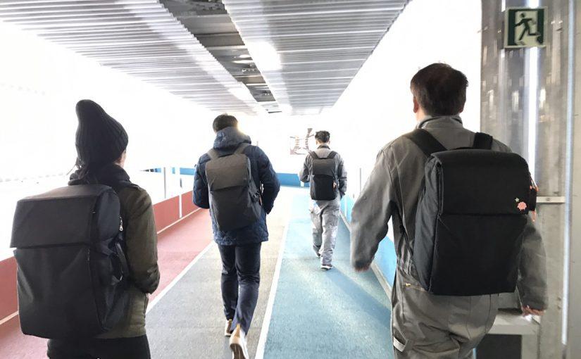 成田空港第3ターミナルからLCCバニラエアで沖縄 #オジ旅 #LCC安宿で沖縄豚食べ歩き
