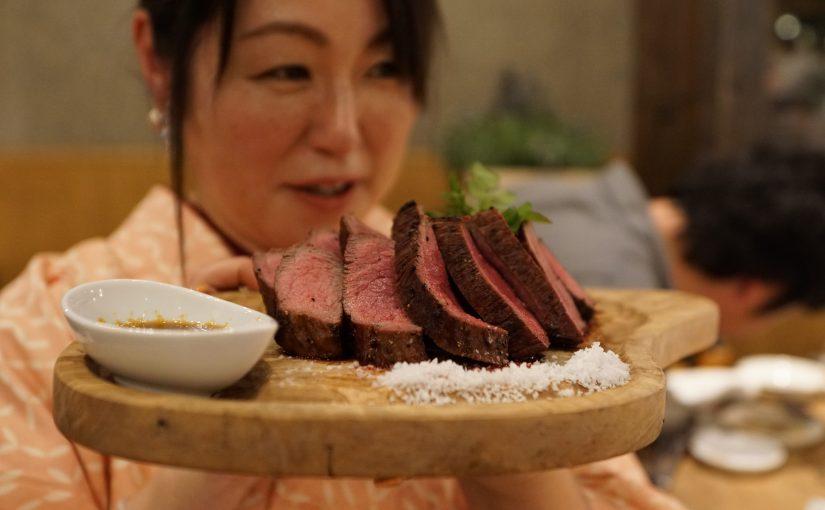 大人気の肉バル「ランプキャップ田町店」11号まとめ #オジ旅PR #ランプキャップ田町店