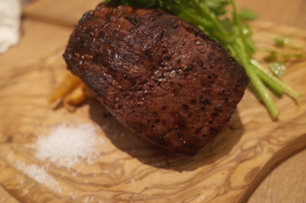 ランプキャップ 肉メニュー