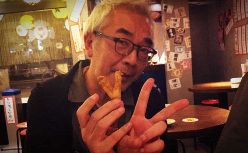 宮崎から空輸 空飛ぶ鶏肉 #オジ旅PR #とり家ゑび寿