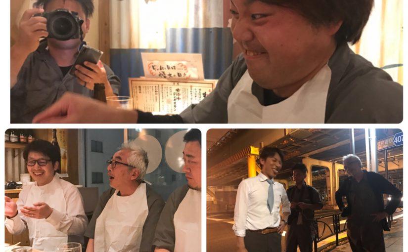 庄やグループでハッピーなオジさん #オジ旅PR #ジンギスカン悟大八重洲口店 #とり家ゑび寿
