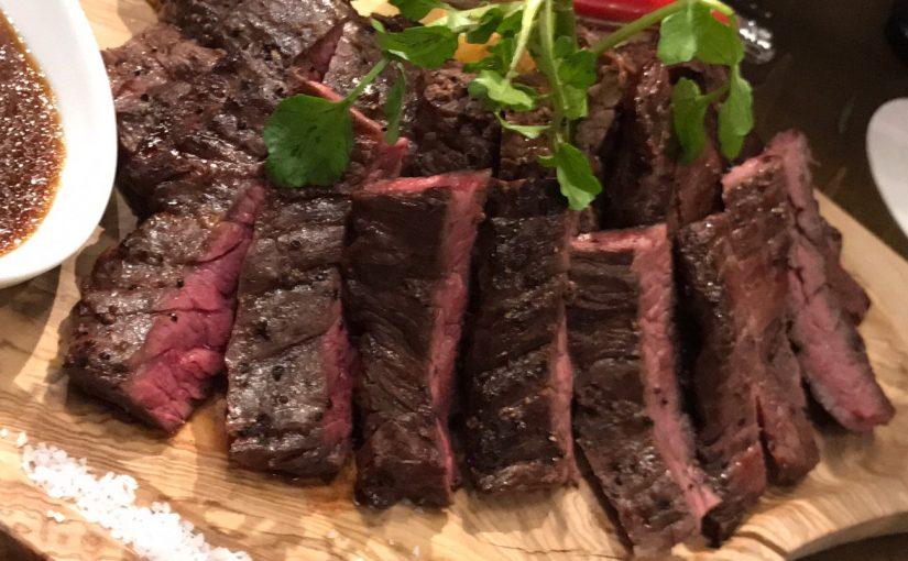 お肉メニューもいっぱいあります! #オジ旅PR #目黒オイスターバー