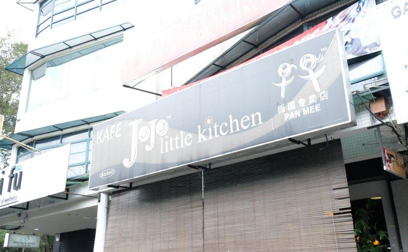これを食べればマレーシア料理がわかる、JoJo Little Litchenのドライ・パンミー #オジ旅PR #新日本焼肉党 #マレーシア