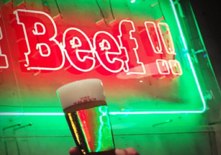 【ランプキャップ】牛とビールとワイン好きはここ! #新宿名店横丁 #ハシゴ肉 #オジ旅PR
