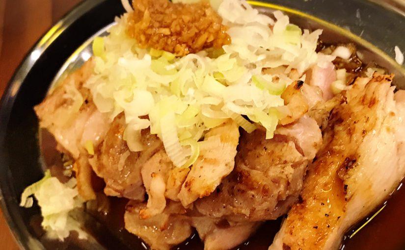 【とり家 ゑび寿】宮崎産直のぷりぷり鶏と全国の地酒、焼酎好きはココ! #新宿名店横丁 #ハシゴ肉 #オジ旅PR