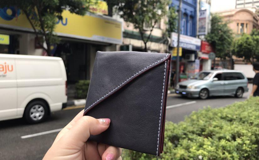 旅行に便利なお財布ですよ #オジ旅PR #新日本焼肉党 #マレーシア