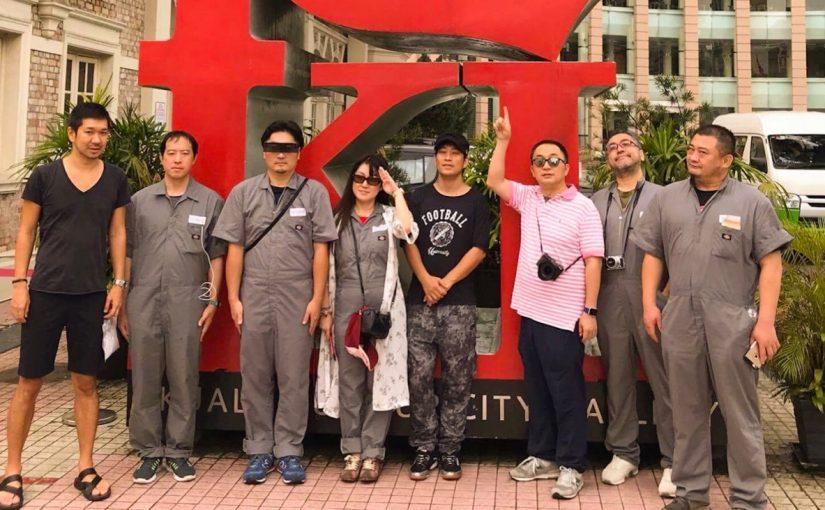 I LOVE K Lシティーギャラリー #オジ旅PR #新日本焼肉党 #マレーシア