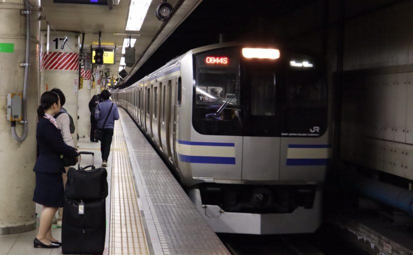 さあて、海を目指します   #オジ旅PR #鉄道魂 #勝浦