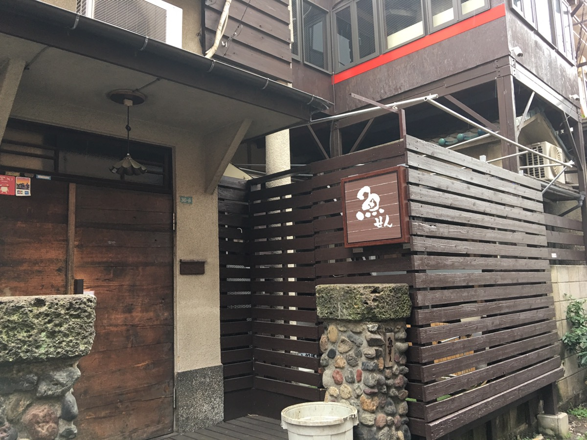 中野の居酒屋 魚せんアクセス