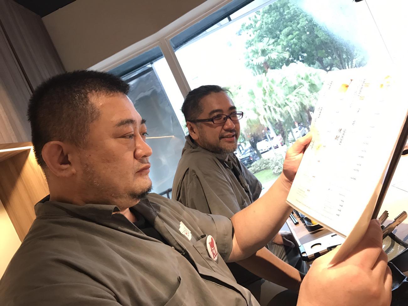 オジ旅 新日本焼肉党 マレーシアクアラルンプール