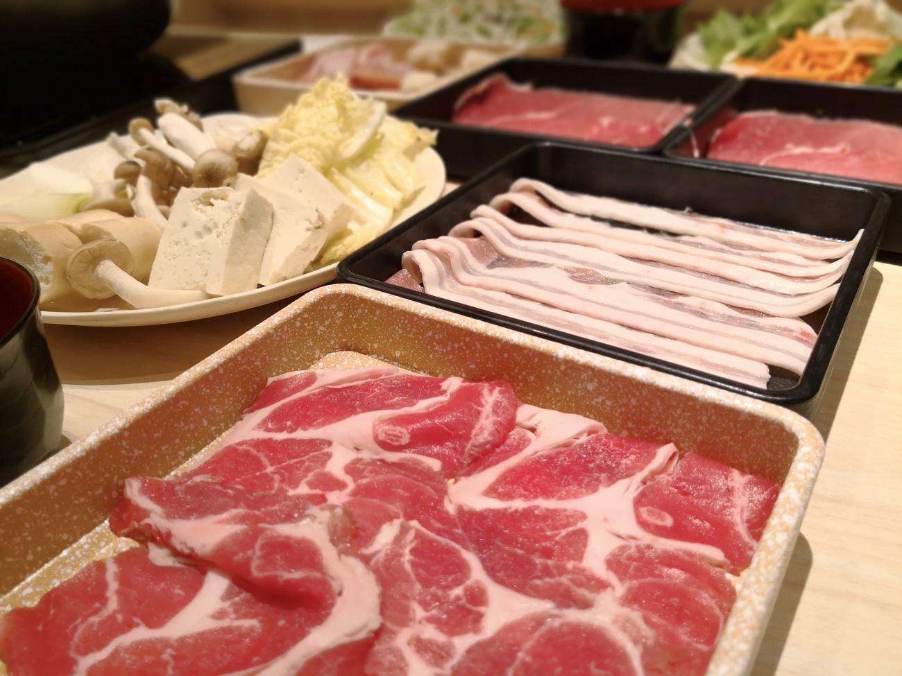 横浜西口 しゃぶしゃぶドレミ しゃぶしゃぶ食べ放題