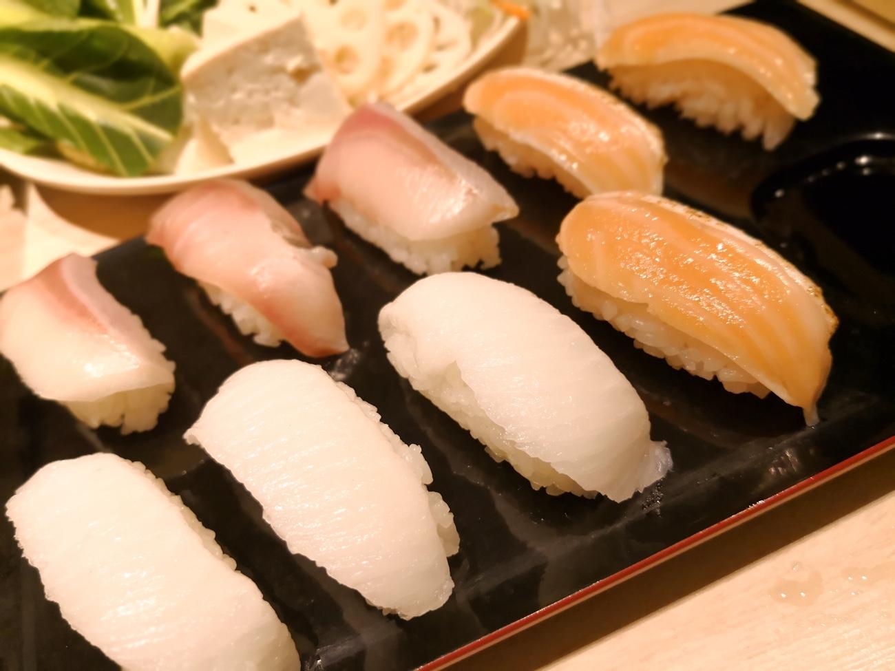 寿司食べ放題 しゃぶしゃぶドレミ横浜西口店