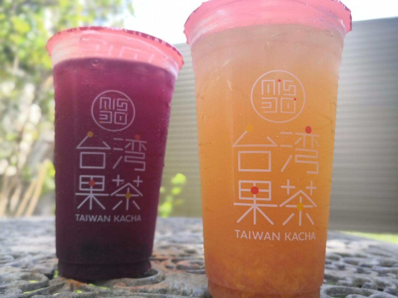ミスド新商品台湾果茶